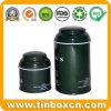 Metal Tea Container with Food Grade, Tea Tin Box