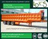 31cbm 3axle U-Shape Dump Semitrailer