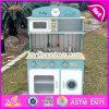 New Design Children Pretend Play Wooden Kitchen Playsets W10c266