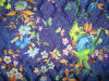Print Jacquard Stretch Fabric