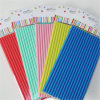 Single Color Paper Drinking Straw, Eco-Friendly Party Straws