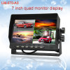 7 Inch Digital LCD Quad Car Rearview Monitor