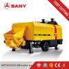 Sany Hbt9035CH-5m 90m3/H Ultra-High Pressure Trailer Pump