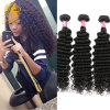 New Arrival 100% Remy Brazilian Human Hair Deep Curly