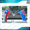 Twin Flag Suction Cup Mount for Car or Home Window (NF24F03001)