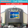 Wall Mounted P10 Full Color LED Display Curve Outdoor Advertising