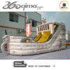 Popular Inflatable Pirate Ship Slide (BMSL97)