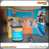 Curved Shape Pop up Display Booth
