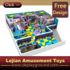 En1176 2015 High Quality Luxury Indoor Playground (ST1422-10)