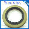 Brown NBR Material Tby 70*112*10/18.5 Oil Seal