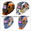Solar Power Auto Darkening Welding Helmet