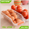 Storage Collecting Box Basket Kitchen Refrigerator Fit Fruit Vegetable Food Convenience Random Color