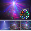 Lpx12rg Mixledlaser 8*3W White LED Strobe + 5*3W Rgbwy LED Effect + 150MW Rg 12gobo Laser Light
