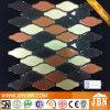 3D Cutting Gourd Shape Colo Spray Glass Mosaic (G855016)