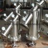Ui-4 Y- Type Hygiene Grades Stainless Steel Piping Filter