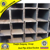 Construction Material Black Square Steel Tube
