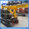 Highway Guardrail Hydraulic Pile Driver for Posts Installation
