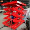 Scissor Platform Lift Loading 2500kg Travel 3.7m