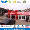 10m New Design Red Wedding Party Tent for Sale
