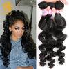 Peruvian Loose Wave 7A Unprocessed Virgin Hair 3PCS Lot Rosa Peruvian Virgin Hair Loose Wave Hair Weaving Puruvian Hair Bundles