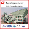 50 Cubic Meter Mobile Cement Mixing Plant on Sale