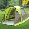 Xunjie 3-4 Person Large Polyester Automatic Fiberglass Frame Tent