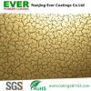 Cracking Gold Powder Coating Powder Paint