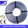 Diamond Wire Saw for Granite and Marble Profiling