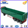 High Quality 3 Axle Heavy Duty Tipper/Dump Trailer
