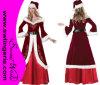 Mrs. St. Nick Christmas Costume T1410