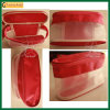 Wholesale Clear Zipper Mesh Cosmetic Bag (TP-COB003)