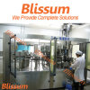Carbonated Drinks Filler Capper Labeller Machine / Equipment / System