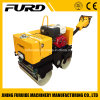 Honda Engine Walk Behind Fully Hydraulic Double Drum Vibratory Road Roller
