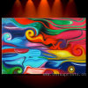 Abstract Oil Paintings Canvas