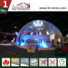 Waterproof Transparent PVC Covers Geodesic Dome Tent for Outdoor Activities