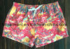Mose Fabric Boards Shorts, Man′s Strip Printed Summer Clothing Shorts
