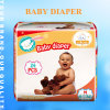 Factory Disposable Soft Baby Diaper in Bales (JH01)