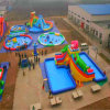 2016 Giant Inflatable Water Park, Inflatable Water Amusement Park for Kids