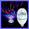 E27 Crystal Auto Rotating RGB LED Lamp Full Color Bulb Magic Ball Holiday Party Dance DJ Bar KTV Decoration (LED-DJ)
