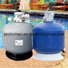 Top Mount Sand Filter with Multiport Valve House Swimming Pool Sand Filter