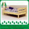 Pine Wood Popular Kids Room Cheap Single Cot Bed Size