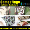 Camouflage Matte Vinyl Film with Air Drains