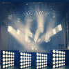 New White LED Matrix Beam 25X10W DJ Stage Effect Light