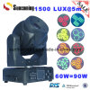 High Brightness 1500lux@5m Clear Edge LED Moving Head Spot