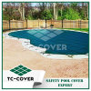 Durable Debris Safety Cover for Indoor Pool