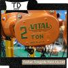 1ton 2ton 3ton 5ton 10ton Vital Chain Block/Chain Hoist/Manual Chain Hoist