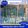 80t Flour Milling Machines with All Detail