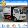 Dongfeng Small 4 Tons Refuse Compress Truck 4 M3 Garbage Compactor Truck