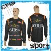 China Custom Cheap Tournament Long Sleeve Fishing Jersey (F018)