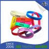 Silk Screen Printing Custom Your Style Popular Silicon Bracelet/Wristband